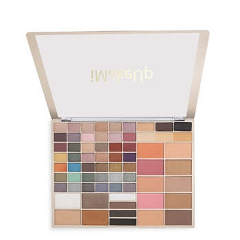 IDC INSTITUTE Magic Studio Makeup Fabulous Tablet Estuche 49 Eyeshadow + 13 Blush + 4 Highlighter