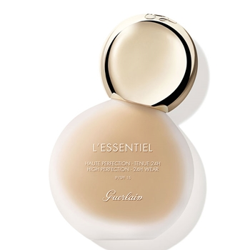 Guerlain L'Essentiel Fond de Teint Haute Perfection Tenue 24H Nº 03W Naturel Doré