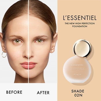 L'Essentiel Fond de Teint Haute Perfection Tenue 24H de Guerlain