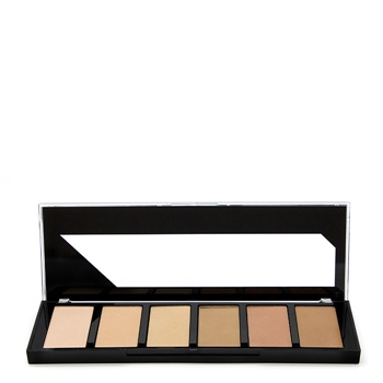 IDC INSTITUTE Magic Studio Contour Palette Pretty Face 6 Tonos