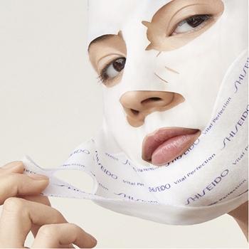 Vital Perfection Liftdefine Radiance Face Mask de Shiseido