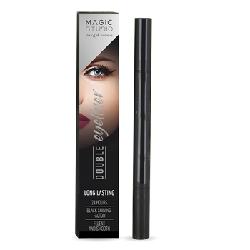 IDC INSTITUTE Magic Studio Double Eyeliner Black