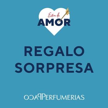 REGALO SORPRESA de Paco Perfumerías