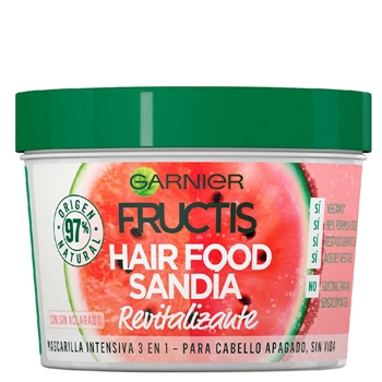 Hair Food Sandía Mascarilla de Fructis