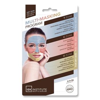 IDC INSTITUTE Multi-Masking Program Dry Skin 3 x 5 gr
