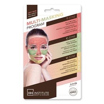 Multi-Masking Program Oil Skin de IDC INSTITUTE