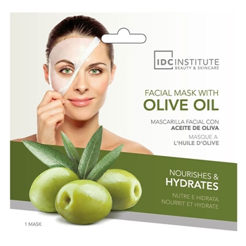 IDC INSTITUTE Olive Oil Mask 1 Unidad