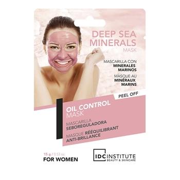 IDC INSTITUTE Deep Sea Minerals Mask 1 Unidad