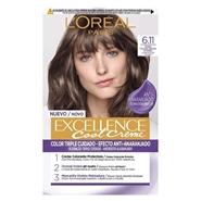 Excellence Cool Creme 6.11 de L'Oréal