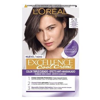 Excellence Cool Creme 5.11 de L'Oréal