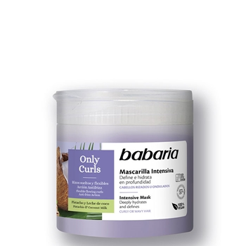 Babaria Mascarilla Intensiva Only Curls 400 ml