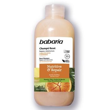 Champú Reset Nutritive & Repair de Babaria