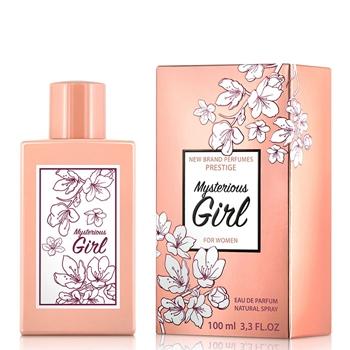 New Brand Mysterious Girl 100 ml Vaporizador