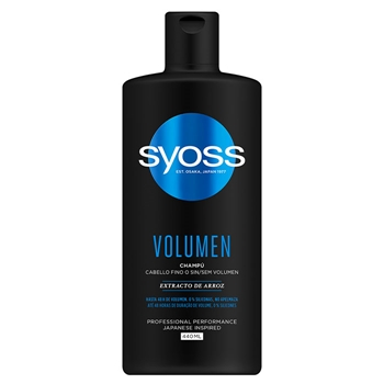 Syoss Champú Volumen 440 ml