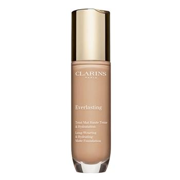 Clarins Everlasting Foundation Nº 109C Wheat
