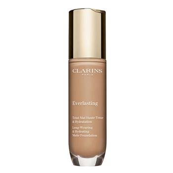 Clarins Everlasting Foundation Nº 112C Amber