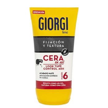 Giorgi Cera en Gel Look Tupé 48H 145 ml