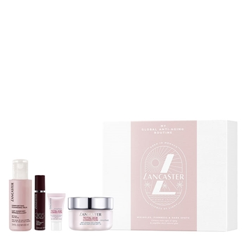 LANCASTER Total Age Correction Amplified Anti-Aging Day Cream Estuche 50 ml + 3 Productos
