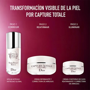 CAPTURE TOTALE SUPER POTENT RICH CREME de Dior