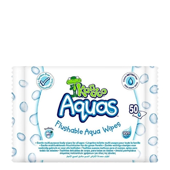 Toallitas Aquas de Dodot