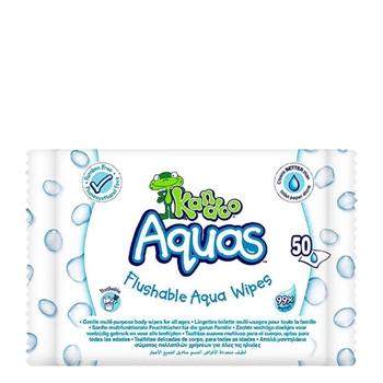 Dodot Toallitas Aquas 50 Unidades