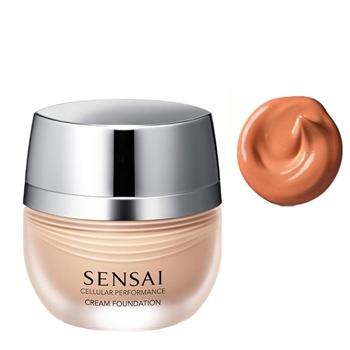 SENSAI Cellular Performance Cream Foundation Nº CF25 Topaz Beige