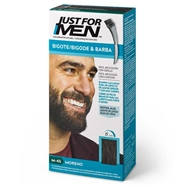 Bigote y Barba Moreno de Just For Men