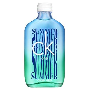 Calvin Klein CK ONE SUMMER 2021 100 ml Vaporizador