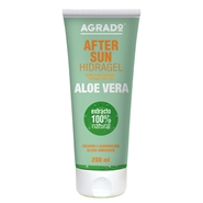 After Sun Hidragel Aloe Vera de Agrado