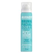 Bruma Facial Solar SPF50+ de Agrado