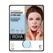 Mascarilla Antioxidante y Antiedad Q10 de Iroha Nature