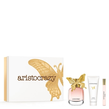 Aristocrazy Wonder Estuche 80 ml Vaporizador + Body Lotion 75 ml + 10 ml Vaporizador