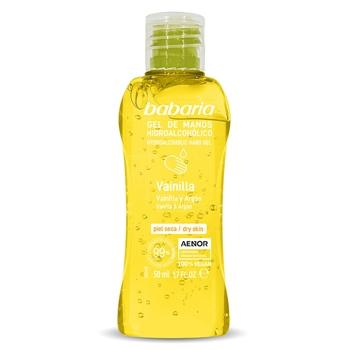 Babaria Gel de Manos Higienizante Vainilla 50 ml