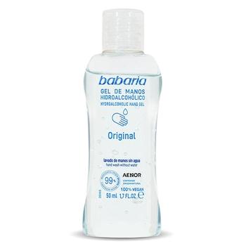 Babaria Gel de Manos Higienizante Original 50 ml