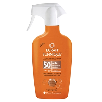 Ecran Sunnique Leche Protectora SPF50 300 ml