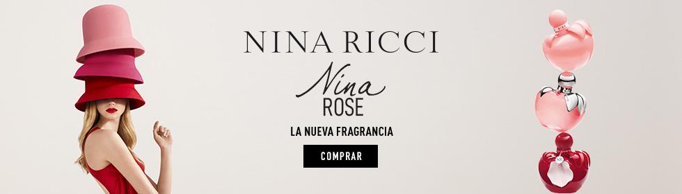 Perfumes Nina Ricci Nina Rose