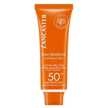 LANCASTER Sun Sensitive Oil-Free Milk Fluid SPF50 50 ml