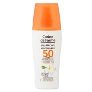Spray Protector Hidratante SPF50 de Corine de Farme