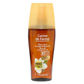Aceite Seco Protege & Broncea SPF30 de Corine de Farme