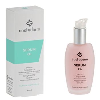Serum O2 Oxigenante de Costaderm