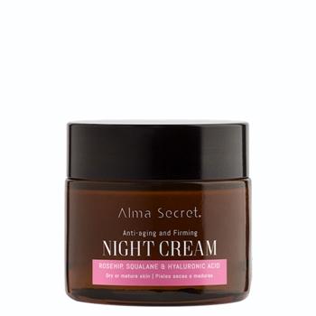 Alma Secret Multi-Reparadora de Noche Piel Seca o Madura 50 ml
