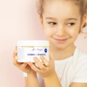 Hidratante Crema Corporal Infantil de Alma Secret