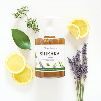 Shikakai Champú de Alma Secret
