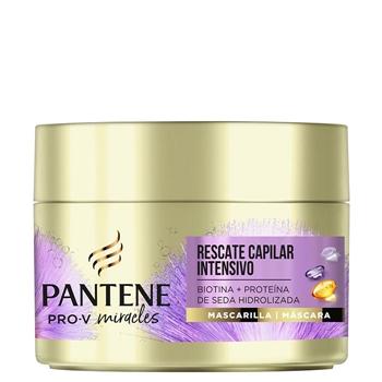 Pantene PRO-V Miracles Rescate Capilar Mascarilla 160 ml