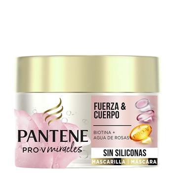 Pantene PRO-V Miracles Fuerza & Cuerpo Mascarilla 160 ml