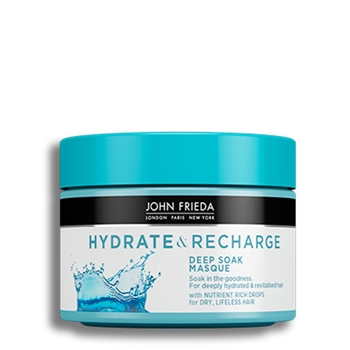 John Frieda Hydrate & Recharge Mascarilla 250 ml