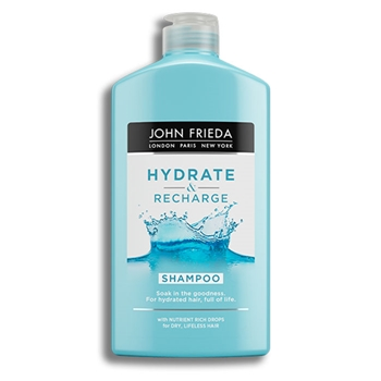 John Frieda Hydrate & Recharge Champú 250 ml