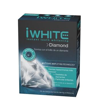 Iwhite Diamond Kit Blanqueamiento Dental 10 Moldes Precargados