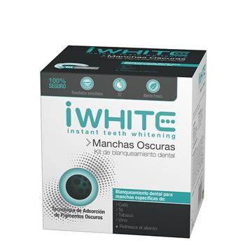 Manchas Oscuras Kit Blanqueamiento Dental de Iwhite