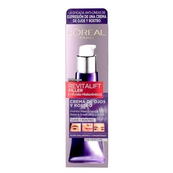 Revitalift Filler Crema de Ojos y Rostro de L'Oréal